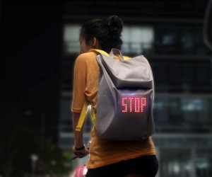 A backpack that it definatelly got your back