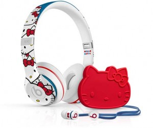 Beats by Dr. Dre teamed up with Sanrio and created a special edition of custom headph...