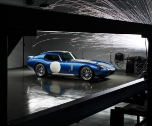 The Renovo Coupe, the flagship luxury car from Renovo Motors, was officially introduc...