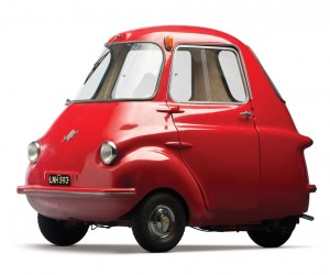 Scootacar was a British three-wheeled microcar built in Hunslet, Leeds by Scootacars