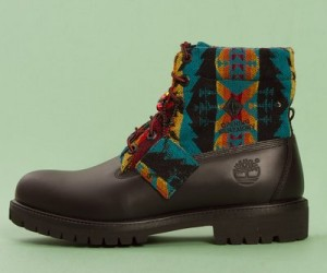Timberland Pendleton for Opening Ceremony Classic Roll Top Boots 1 Timberland & P...